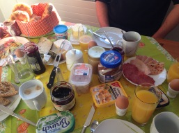 Swiss Breakfast